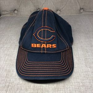 CHICAGO BEARS  ADJUSTABLE YOUTH HAT CAP